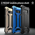 R-JUST Samsung Galaxy Note 8 Shockproof Aluminium Metal Armor Back Case Cover