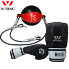 Boxing punch bag gloves with speed ball hand wraps boxing equipments By Wesing