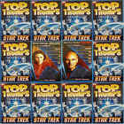 TOP TRUMPS Single Card STAR TREK Characters - VARIOUS