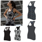SF Skinnifit Ladies Reversible Workout Vest Two Looks in One