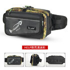 28x18x11cm Top Grade Fishing Tackle Lures Waist Bag 1000D Oxford Shoulder Pack