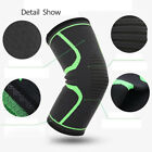 Pop!Elastic Sleeve Knee Support Brace Knee Injury Sprain Pad Sports Running Soft
