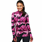2 Duofold by Champion THERMatrix™ Women's 1/4 Zip Printed Pullovers KDC3QP