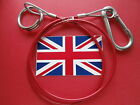 Breakaway & Secondary Coupling Cable fits Ifor Williams Trailer Caravan Towing