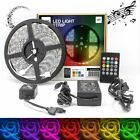 LED Concepts Strip Lights Colored Led Rope Lights for Indoor and Outdoor Music