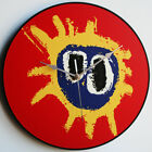 "Primal Scream - Screamadelica (1991) - 12"" Vinyl Record Clock gallagher"