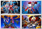 Transformers The Movie 1986 Fridge Magnet 50mm x 35mm