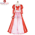 Hot Movie The First Princess Sofia Sophia Miranda Queen Dress cosplay costume