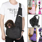 Pet Puppy Dog Cat Strap Sling Tote Single Shoulder Carrier Cloth Bag Carry Pouch