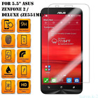 Zenfone 5 Tempered Glass Film Guard Screen Protector Shield For Asus MAX ZC550KL