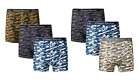 6 / 12 Packs Camouflage Men's Underwear Boxer Shorts Trunks S/M/L/XL/2XL/3XL lot