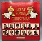 Vintage Great Songs of Christmas Record Album Vinyl LP Andy Williams Doris Day