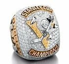 2017 Pittsburgh Penguins Stanley Cup Championship Ring Size 8-14 Solid Pre-sale on eBay