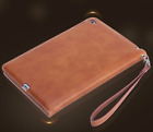 """UK Leather Stand Smart Cover Magnetic Case Card Slot for Apple iPad Air 9.4"""""""