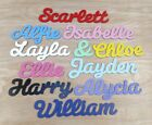 Personalised Names / Wooden Name Plaques / Bedroom Door Sign Letters #003 Susa
