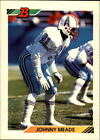 1992 Bowman Football Singles #1-250 - Your Choice -*WE COMBINE S/H*