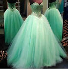 cheap clothes on line - Cheap A-Line Prom Ball Dress Pageant Formal Party Quinceanera dress custom size