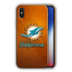 Miami Dolphins for Iphone XR X XS Max 11 Pro Plus Other models Cover n03 $16.95 USD on eBay