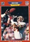 1989 Pro Set Football #484-560 - Your Choice GOTBASEBALLCARDS
