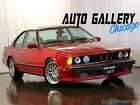 1988+BMW+M6+Coupe
