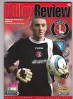 CHARLTON ATHLETIC HOME PROGRAMMES 2004/2005 UPDATED