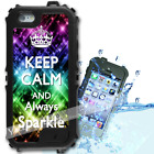 For iPhone 6 PLUS 5.5inch Waterproof TOUGH Case Always Sparkle Y01016