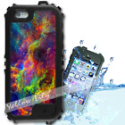 For iPhone 6 PLUS 5.5inch Waterproof TOUGH Case Supernova Galaxy Y01026