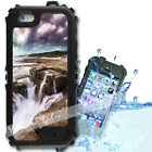 For iPhone 6 PLUS 5.5inch Waterproof TOUGH Case Rock Waves Y01112