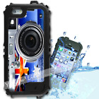 For iPhone 6 PLUS 5.5inch Waterproof TOUGH Case AUS Flag Camera Y01136
