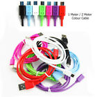 Micro USB Data Sync Charger Cable For SONY SAMSUNG S4 S5 S6 S7 HTC LG