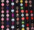 Sale: Chunky Necklace Bubblegum, choose style, Clay and acrylic 20mm beads