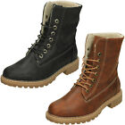 WHOLESALE Ladies Fleece Lined Calf Boots / Sizes 3-8 / 14 Pairs / F50867