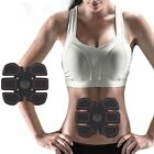 EMS Abs Trainer Toning Belts Abdominal Muscle Toner Gym Workout And Home Fitnes