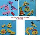 ASSORTED CLOTHING -   HANDMADE CERAMIC MOSAIC TILES ( Pick you Group #2