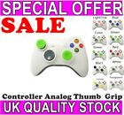 Rubber Thumb Stick Cover Grip Caps For Sony PS4 PS3 + XBOX One Analog Controller