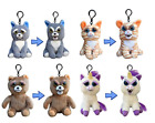 Feisty Pets Minis Plush Keychain 4 Styles To Choose 2017 Hot Toy