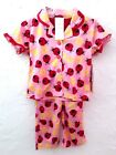 """NIGHT LIFE - Toddler Girls Size """"24 M"""", """"2T""""   2 Pc Sleepwear Outfit Soft-Comfy"""
