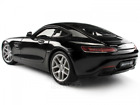 MERSEDES-BENZ AMG  GT BLACK NEW IN BOX 1:18