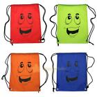 Waterproof Drawstring Backpack Beach Bag Travel Sport Rucksack School Tote Bags