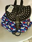P.s. by aeropostale rhinestones and schnauzers mini bacpack NWT!! CUTE