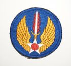 US Air Forces Europe Bevo German Made AAF Patch US Army Air Forces WWII P5203
