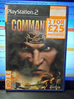 commandos 2 men of courage ps2 game playstaion 2