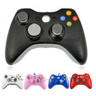 USB Wired/ Wireless Game Controller Joypad Gamestick for Microsoft Xbox 360 &PC