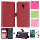 New PU Leather Card Holder Wallet Flip Case Cover For Meizu MX4 / MX4 Pro / MX5