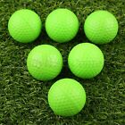 20Pcs PU Foam Elastic Sponge Golf Balls Outdoor Practicing Training Sports Use