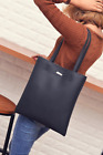 net bags for washing tablets - Synthetic Leather Fashion Handbag Purse Tote Hobo Laptop Tablet Bag Black Gray