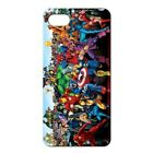 Marvel Superhero Heroes TPU Back Case Cover For Mobile Phone - A214