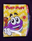 Putt-Putt Humongous Games Collectible Book UNUSED Stickers 1999 vintage kids