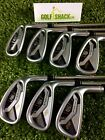 Wilson FG Tour F5 Irons 4-Pw with Dynamic Gold R300 Regular Flex Shafts (2289)