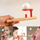 Wooden Blowing Balance Floating Flute Toys Ball Educational Fun Toy For Children